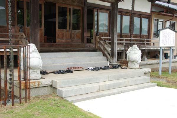 $スカイラインGTR(BNR34)で行く千葉県のドライブ-浦辺仁王尊観音寺「本堂の大黒天様」