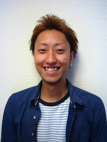 福岡市南区若久・美容室「Link hair」-後藤 亮太