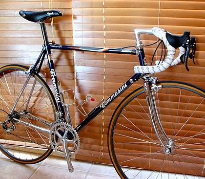 自転車の ブランド自転車 中古 : 色褪せないロードバイクを作る ...