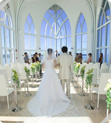 中野友美子☆ブライダルナカノ☆大阪東住吉結婚相談所♥-結婚式は教会で、、、