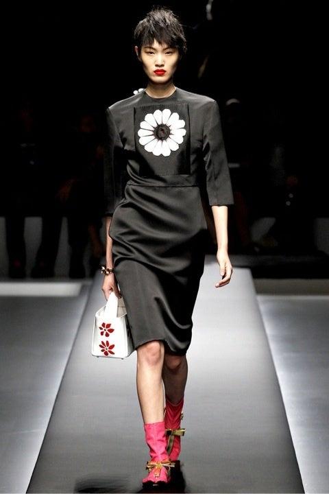 【モデル】CHIHARU ファッション画像集【パリコレモデル】