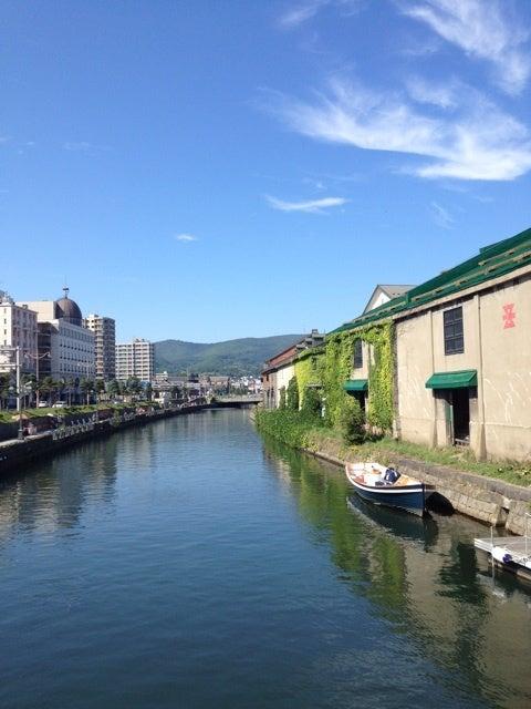 自転車の 北海道 自転車旅行 ブログ : 北海道旅行 7♪〜小樽観光1 ...