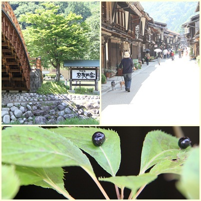 うぉっか★てきーら へべれけ生活-奈良井宿