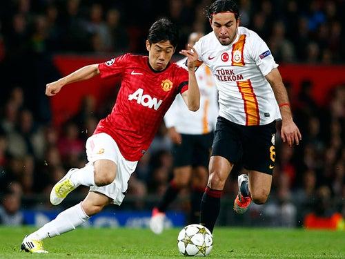 サッカー日本代表 マンチェスターユナイテッド 香川真司 トッテナム プレミアリーグ
