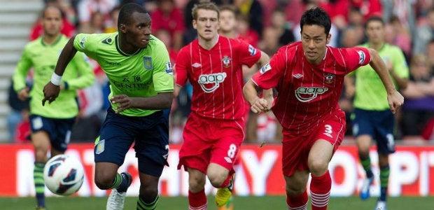 サッカー日本代表 プレミアリーグ 吉田麻也 サウサンプトン