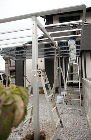 徳島県で家を建てるならサーロジック-カーポート工事