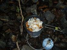 $広瀬屋旅館のブログ-「キノコ汁」