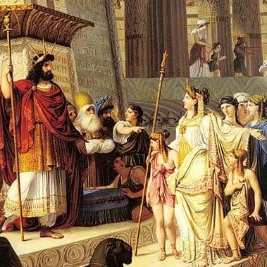 ソロモン王とシバの女王 | i-norimodeソロモン王とシバの女王 | i-norimode