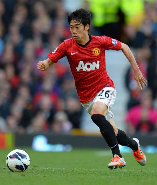 サッカー日本代表 トッテナム マンチェスター・ユナイテッド 香川真司 マンチェスター・ユナイテッド 対 トッテナム