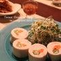 野菜巻き鶏ハム 玉ね…