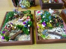 $【クオリア】ミチコの ~うるおいのお花ライフ~-ジオラマガーデン 箱庭