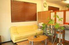 滋賀県彦根市癒しリラクゼーション からだの修理屋さん-待ち合い空間