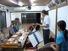 ケイ語学教室のブログ-生徒の戸賀崎さんが中国古詩朗読を披露