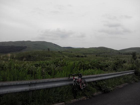 お気楽自転車生活-カルストロード