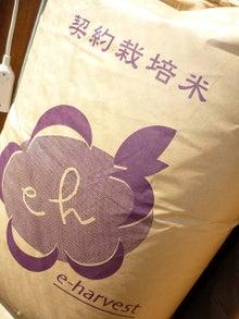 小島米店のブログ-今年から新しいデザインの米袋