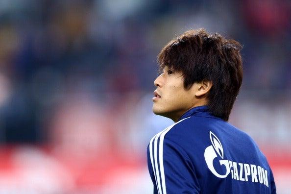 サッカー日本代表 シャルケ 内田篤人