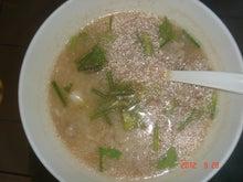 恭子の強固な生き様-ライススープ