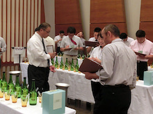 CNBおもてなし力向上部会-プロきき酒