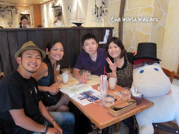 ゆうとまみの世界一周旅行ブログ-14