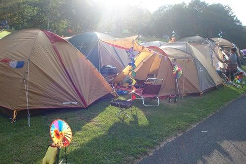 ―無謀な女子キャンプ―