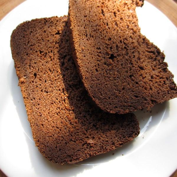 ビーガン&ベジタリアンショップ~SHOP MOJO MOJO-キャロブパウダー入りパン