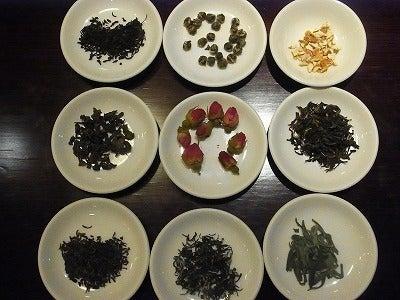中国茶deチャイナな気分-過門香