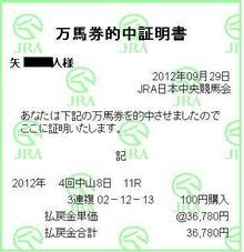 JRA重賞だけで年間プラスを叩き出す競馬予想ブログ☆メインレース馬券データ&出走各馬徹底分析!