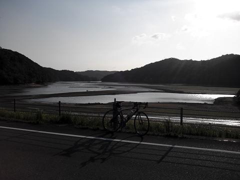 お気楽自転車生活-小野湖