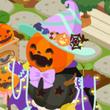 かぼちゃマンランプ