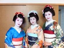 左から、千代さん・柳さん・桔梗さん