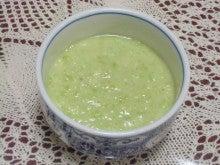 とっぴんぱらりのぷ~-枝豆と長いもの吸い酢