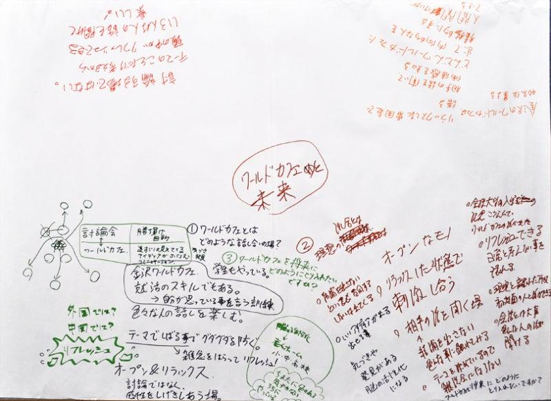 ~福井ワールドカフェ~『 hoya cafe 』-hoyacafe-wcday-1