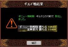 ☆國家のRS奮闘記☆-9月28日GV ギニュー
