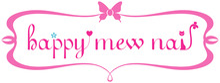 happy mew nail&happy mew sweets