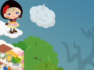ピグ カフェ ライフ アイランド攻略【haruのアメーバ無課金】マーブルカボチャの限定クエスト ハロウィン★かぼちゃ島 ハロウィーン2012