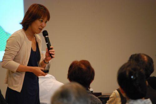 庄内余目病院のブログ-市民公開講座SAS6