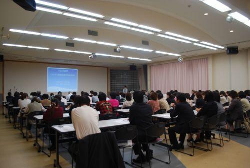 庄内余目病院のブログ-市民公開講座SAS5