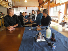 浄土宗災害復興福島事務所のブログ-201201009ビワキュー講習会④