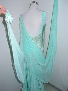 バンノダンススタジオ ドレスのブログ-スタンダード006裏