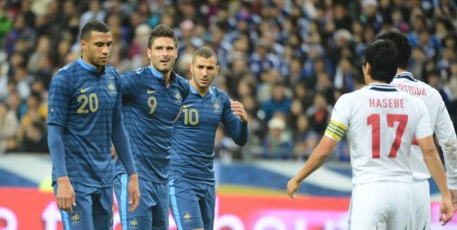 サッカー 日本代表 ヨーロッパ遠征