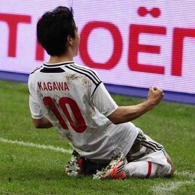 サッカー 日本代表 香川真司