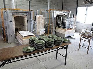 晴れのち曇り時々Ameブロ-相馬焼二本松工房の窯