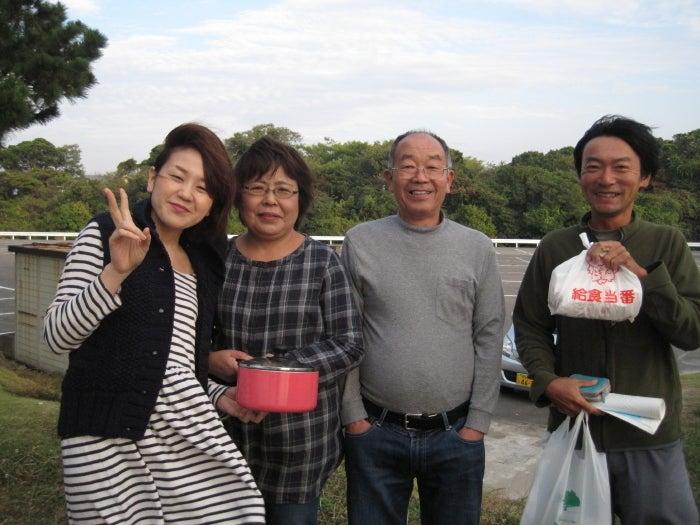歩き人ふみの徒歩世界旅行 日本・台湾編-親切な親子と