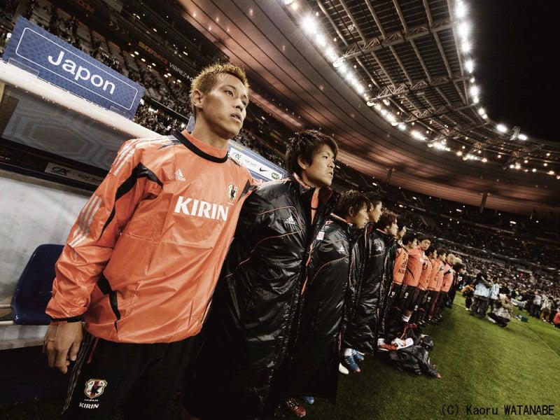 サッカー 日本代表 本田圭佑