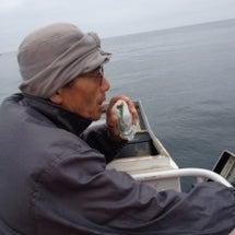 メガジキ突きん棒漁師…