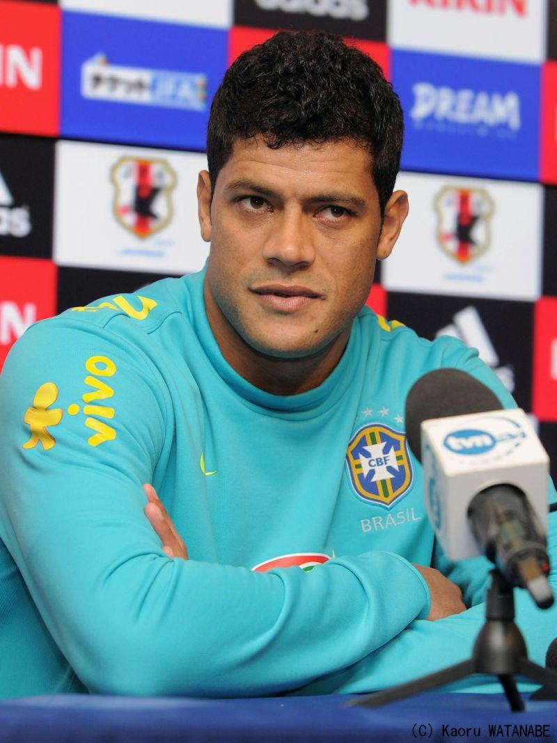 サッカー ブラジル代表 フッキ