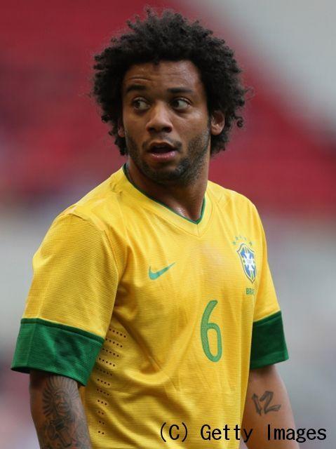 サッカー ブラジル代表 マルセロ