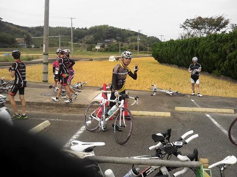 お気楽自転車生活-AP2おやじいさん2