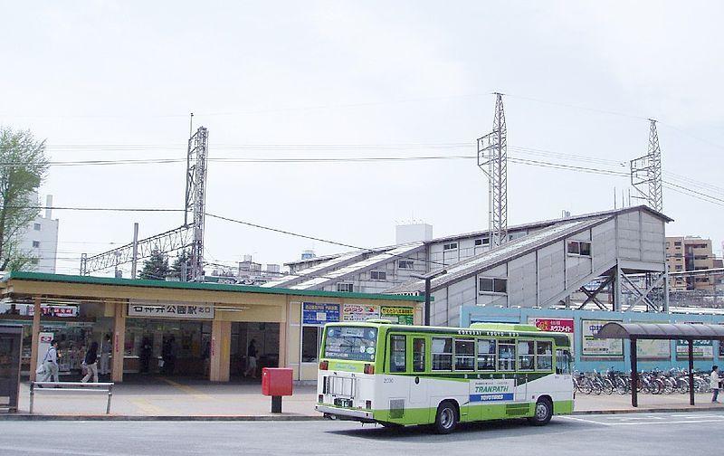 旧・石神井公園駅