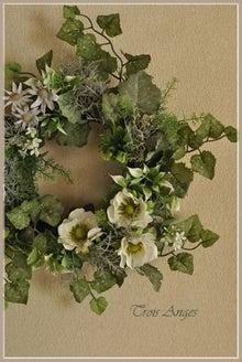 $  ママンのお花と天使の幸せ綴り
